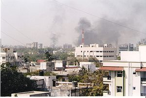 2002 INDIA: The 2002 Gujarat riots (Gujarat pogrom) was a 3-day period of inter-communal violence in the western Indian state of Gujarat.