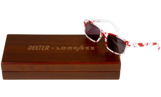 Dexter x LOOK/SEE sunglasses