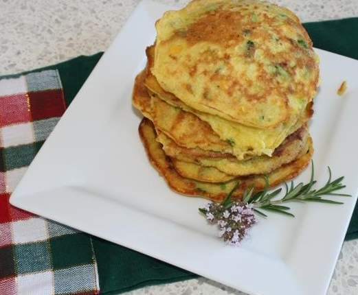 Recipe Corn & Zucchini Fritters by Wise Woman Ways - Recipe of category Main dishes - vegetarian