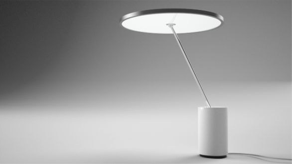Sisifo Table lamp, Artemide by Scott Wilson.