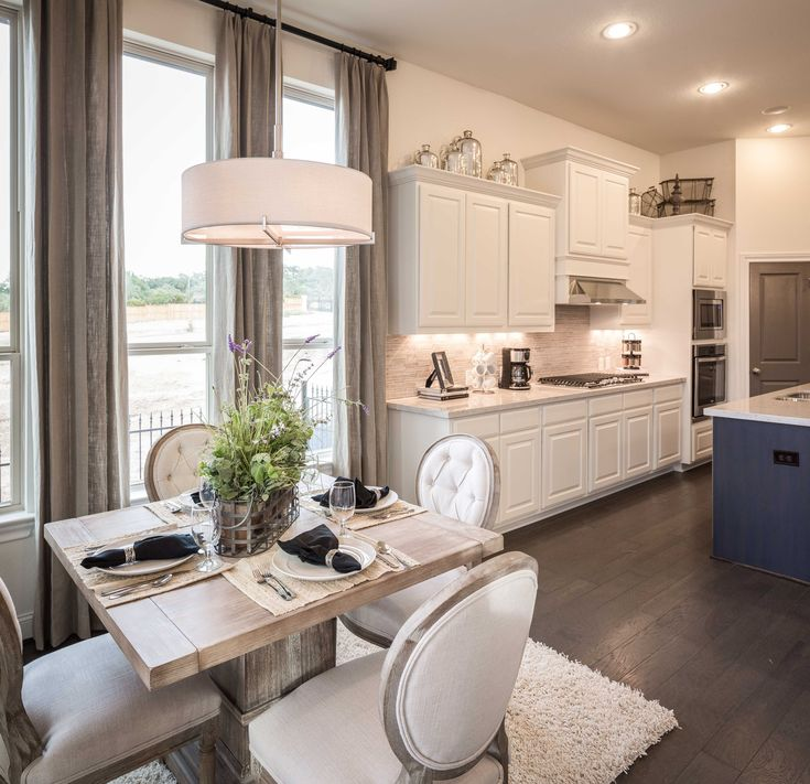Model Home in San Antonio Texas, Coronado community