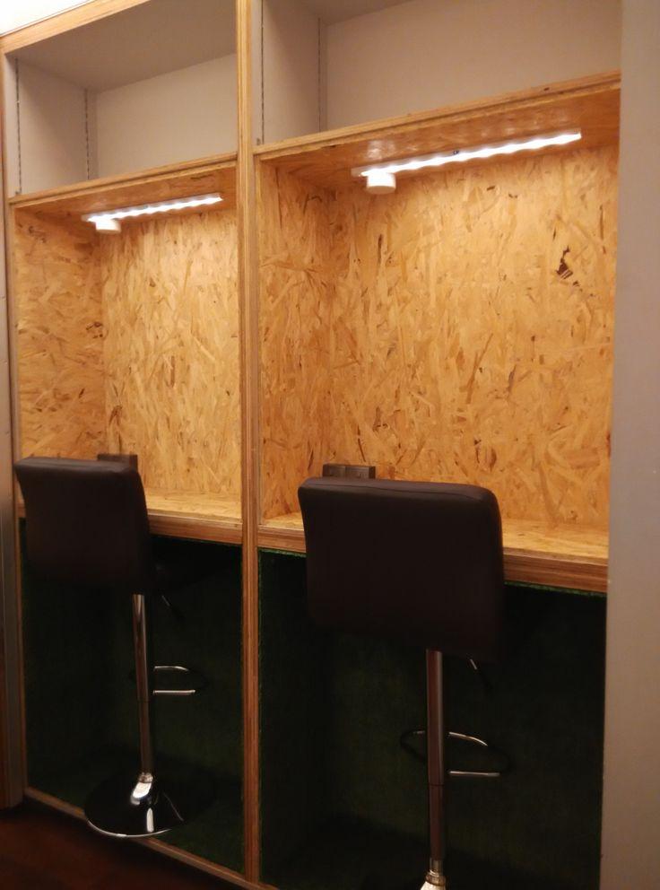 Zilingo office - workstation niche
