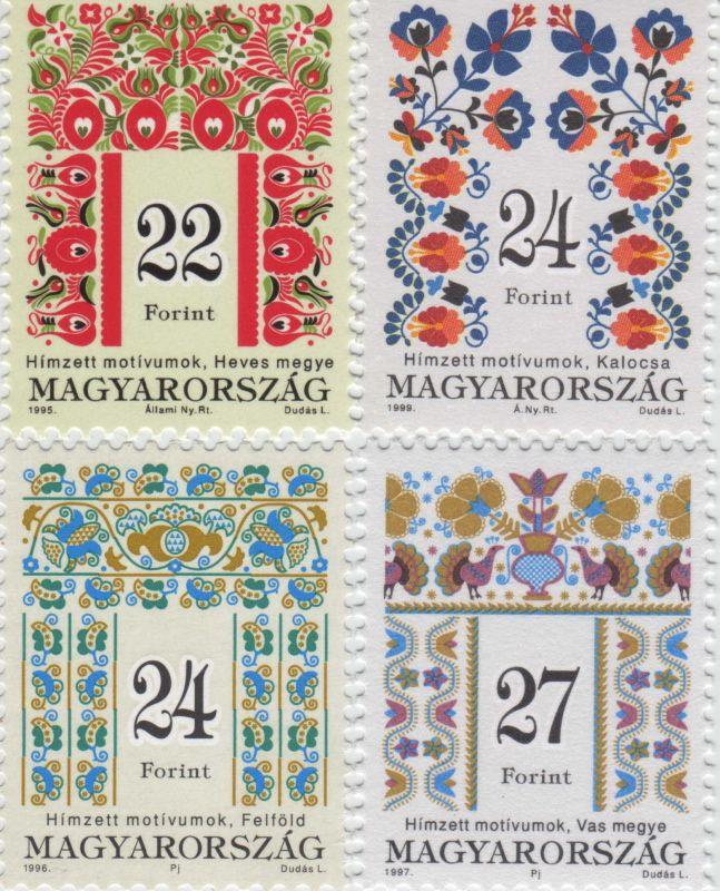 ハンガリーの刺繍切手                                                       …                                                                                                                                                                                 もっと見る