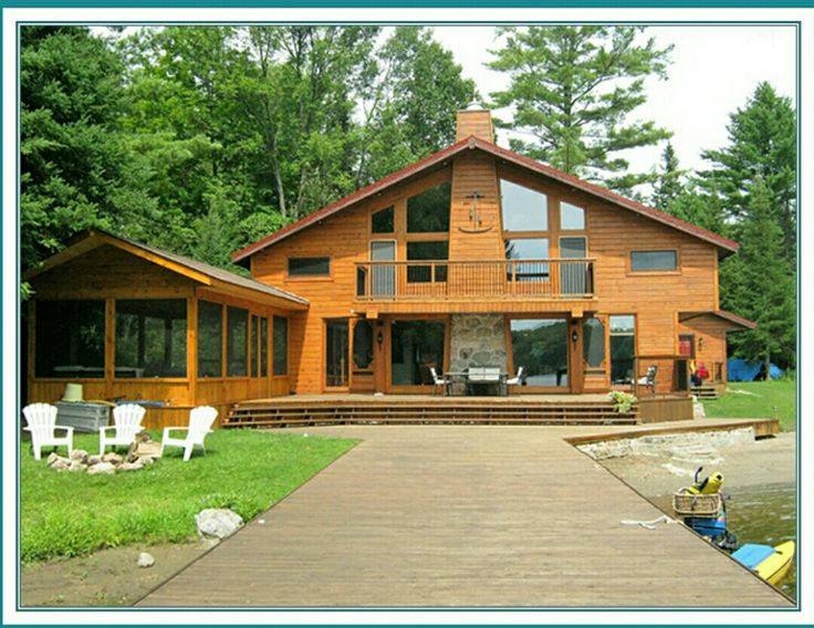 "Cottage Rental ...Can you see yourself here enjoying a lovely summer vacation? contact us today about ""Crystal Lake 14"""