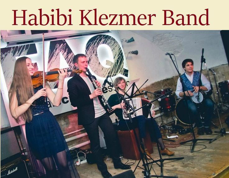Klezmer bands wedding rings
