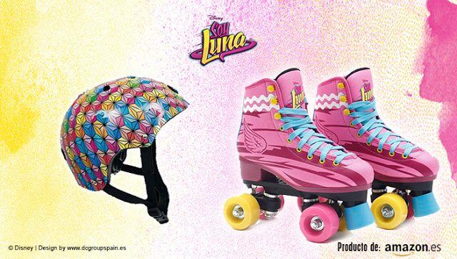 Amazon España pone en preventa los patines y el casco de 'Soy Luna' - DCGroup News
