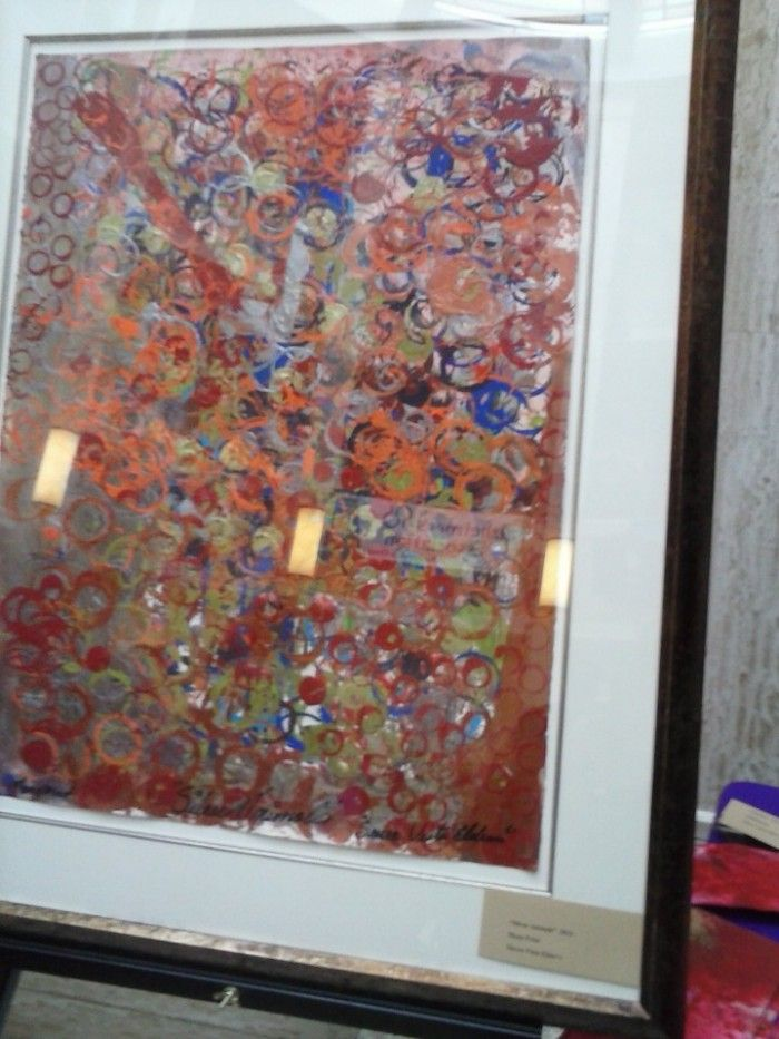 Art Therapy and Elders with Alzheimer's