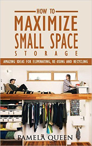 Diy diy projects how to maximize small space for How to maximize small spaces