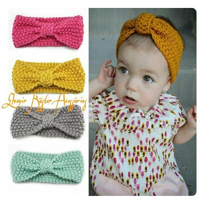 52 best cintillos images on Pinterest   Crochet patterns, Crocheting ...