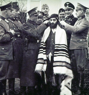 Jews outside Europe under Axis occupation