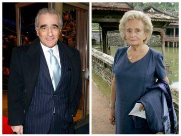 Bernadette Chirac Martin Scorsese