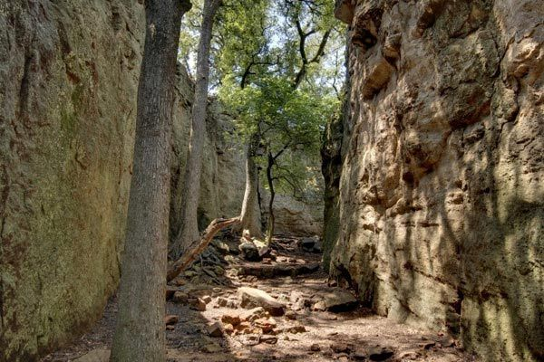 Lake Mineral Wells State Park & Trailway -- Mineral Wells, TX 76067