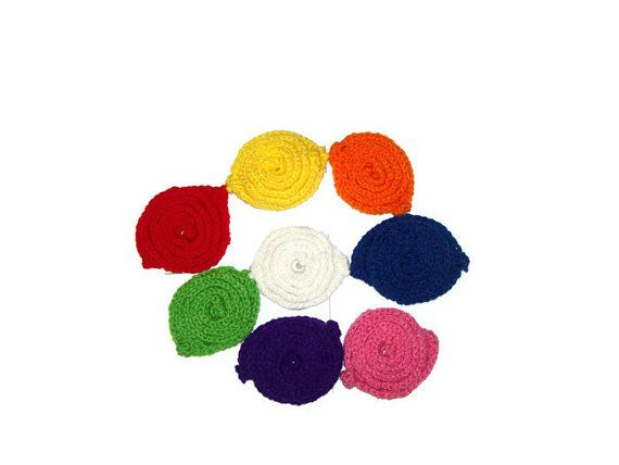 Spiral Scrubber Dish Scrubber Body Scrubber  Your Choice Of Color