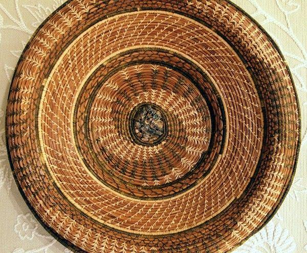 Handmade Baskets North Carolina : Best baskets images on pine needle
