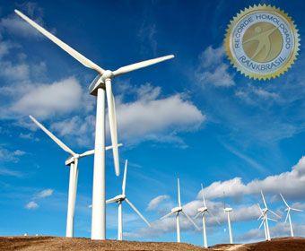 Maior complexo eólico do Brasil  Com investimento de R$ 1,2 bilhão, 14 parques e 184 aerogeradores, Alto Sertão I vai produzir 294MW de energia renovável