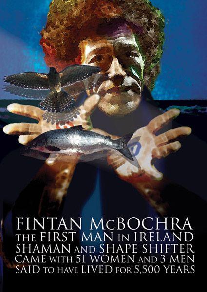 Irish Mythology: Fintan