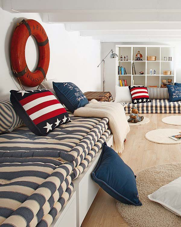 Check Out Up To Date Beautiful Nautical Bedroom Room For Boys Design Recommendations In Few Photos From Kathy Henderson Interior De