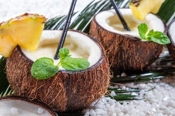 Пина колада: классический рецепт
