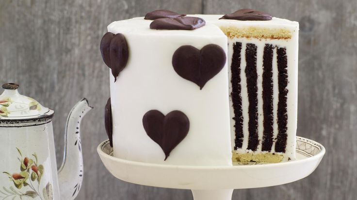Make the effort to create this really special chocolate cake to simply thrill your guests