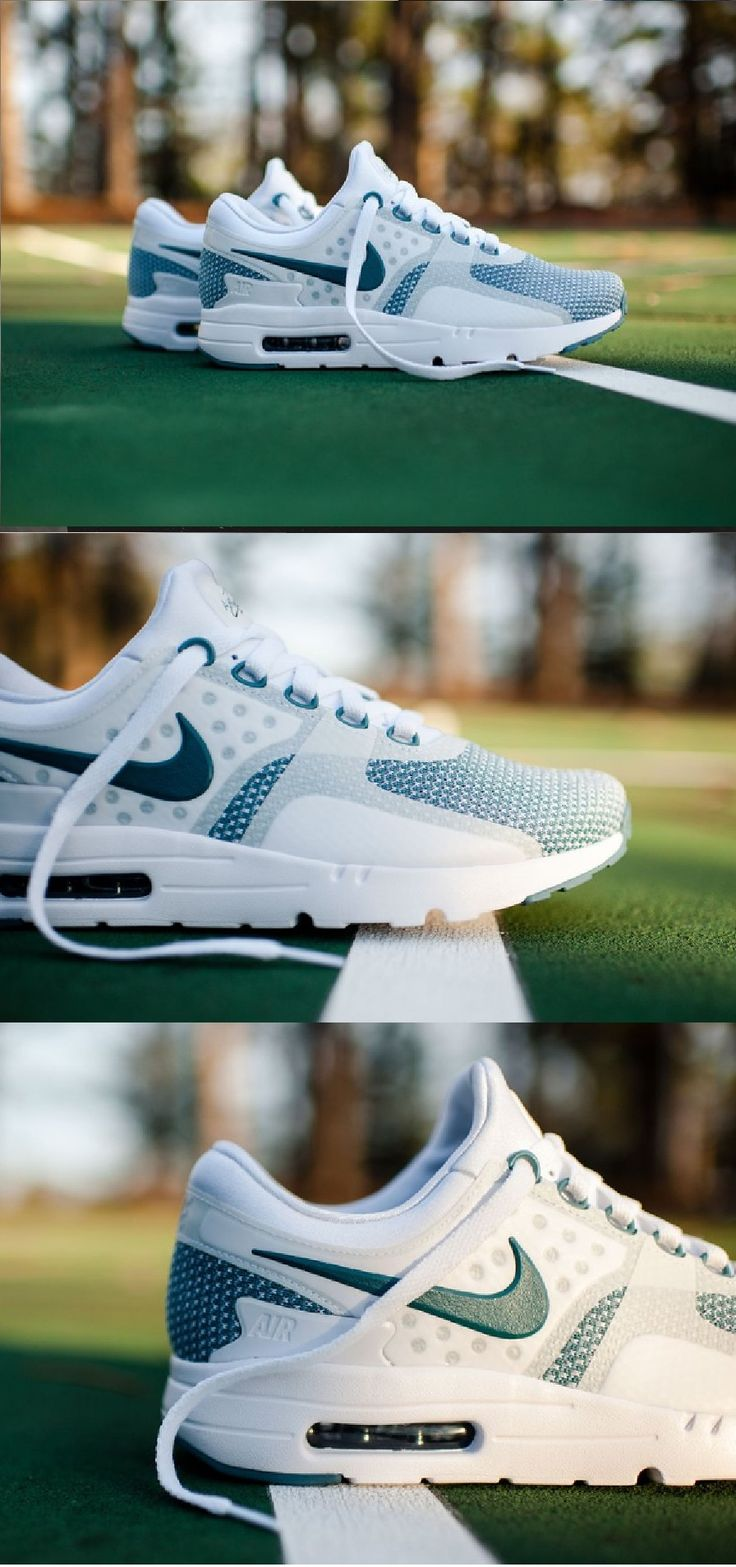 #Nike Air Max Zero Essential #SmokeyBlue