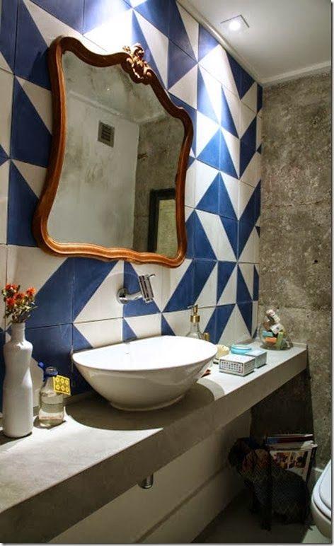 lavabo gabrielamarquesarquiteta (etc e casa)