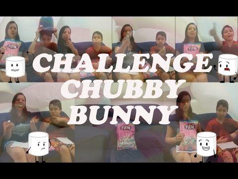 Chubby Bunny Challenge - Desafio do Marshmallow   Uma Menina Moderna   Nayara Felix