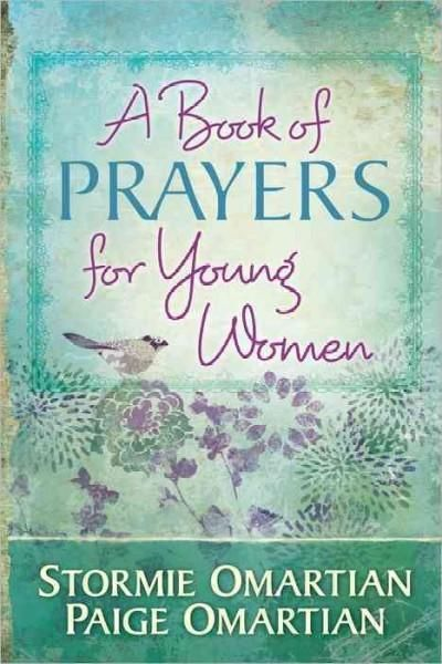 Bestselling author Stormie Omartian partners for the first time with her daughter-in-law, Paige, in a brand-new book of prayers specifically designed to speak to the heart of young women. Stormie is l