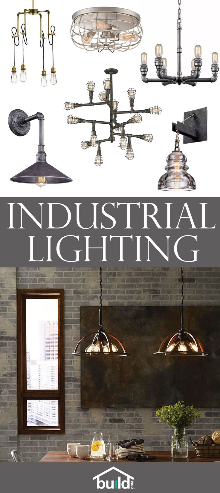 home interior lighting ideas. add a vintage retro industrial touch to your home easily by upgrading lighting interior ideas
