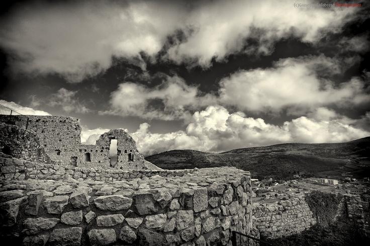 Campania Castello angioino di Buccino (XII Secolo) Castello medievale