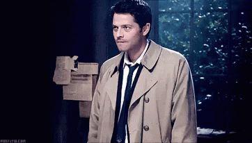 Supernatural Misha Collins GIF - Supernatural MishaCollins Cas - Discover & Share GIFs