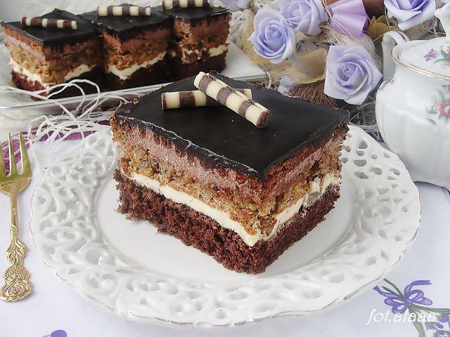 Ala piecze i gotuje: Ciasto ala snikers