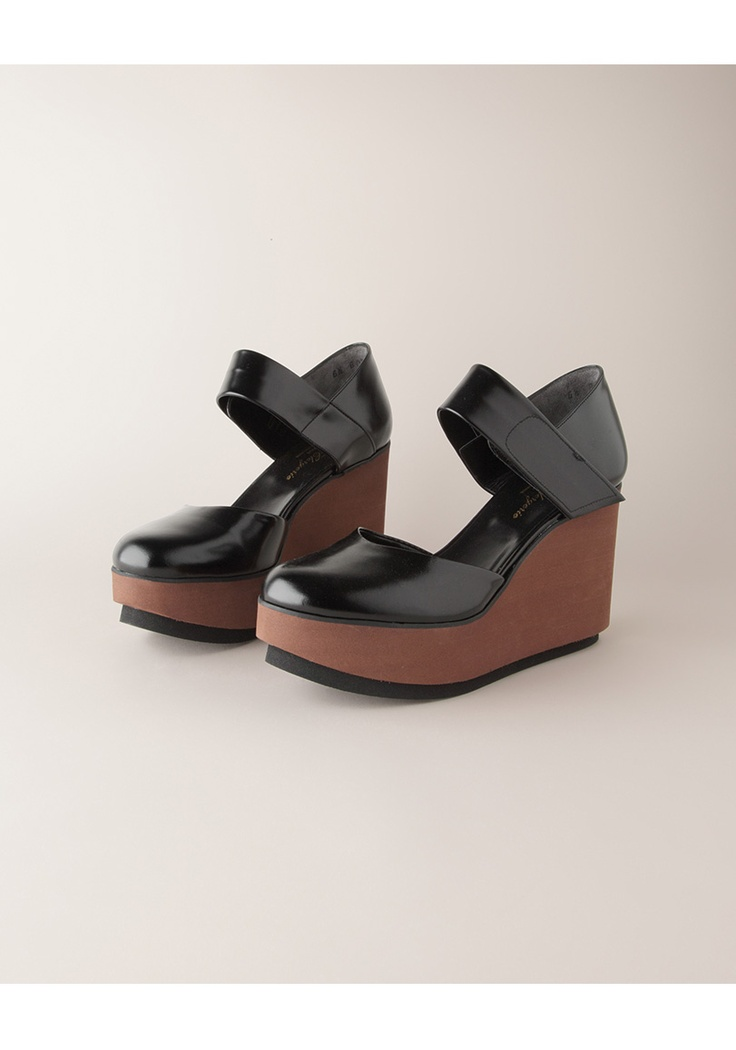 ROBERT CLERGERIE /  CHICAGO PLATFORM WEDGE