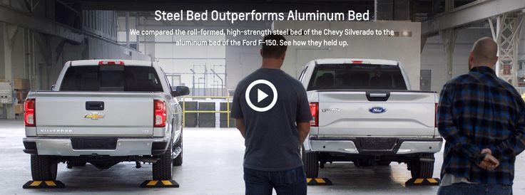 Silverado Films: Best Truck For Any Job | Chevrolet