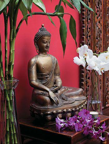 Arte e Decoração: Decoração Budha