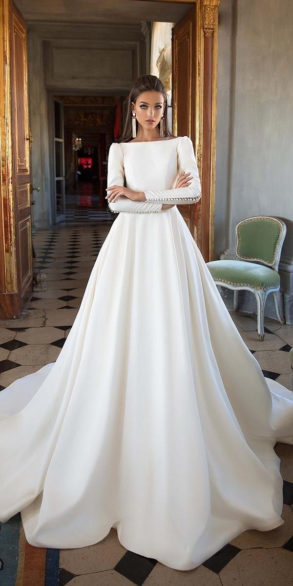 21 Top Wedding Dresses 2018 Wedding Dresses Guide Wedding Dress Long Sleeve Elegant Wedding Dress Bridal Dresses