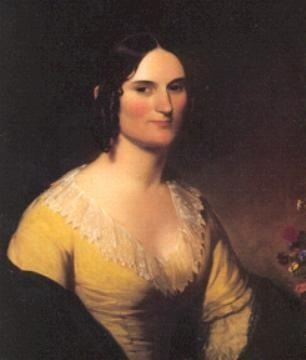 Mary Custis Lee Great Grand Daughter of Martha Washington and wife of Gen. Robert E. Lee.