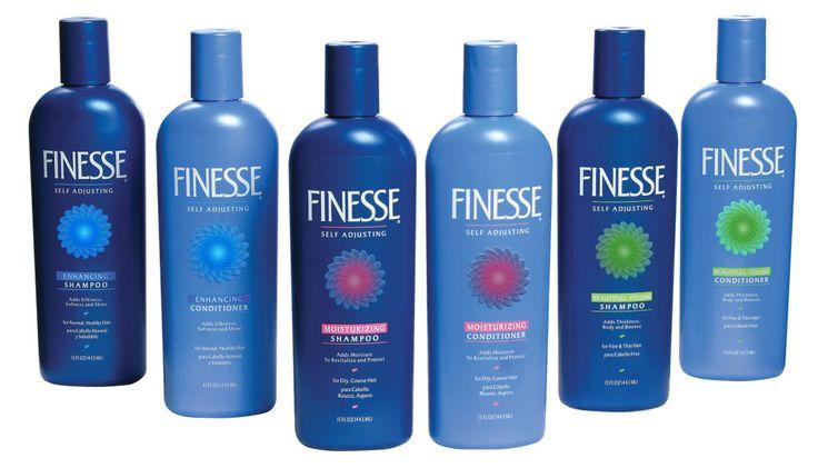 Rite Aid: FREE Finesse Shampoo or Conditioner starts 8/11/13