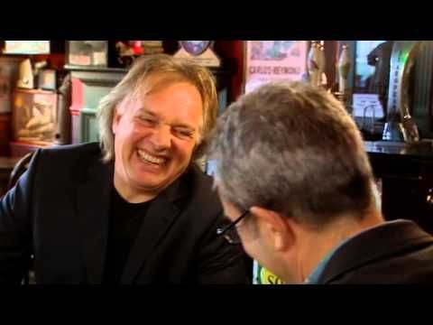 Ben Elton - Laughing At The 80s - Rik (genius)Mayall Interview 1