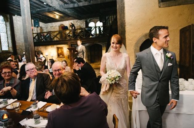 Wedding at Montsalvat – Claire & James - Melbourne Wedding Photographers