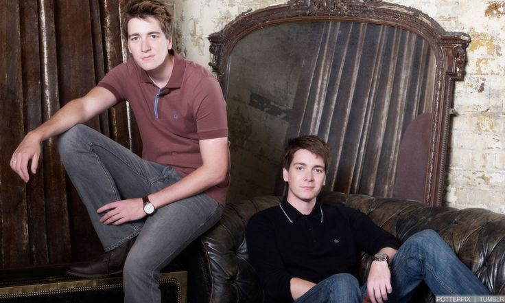 James And Oliver Phelps Young 160 best images about ...