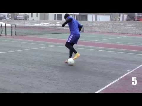 Fast Footwork Soccer Drills | Progressive Soccer Training