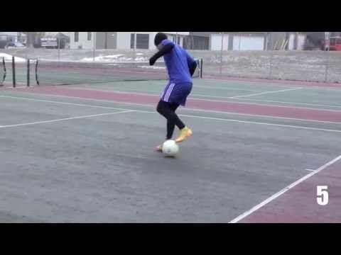 Fast Footwork Soccer Drills | Progressive Soccer Training