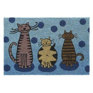 Preș Cats, 40x60cm