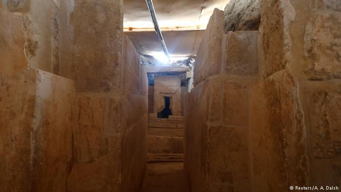The tomb likely belonged to a high ranking female priest, Hetpet, from Egypt's 5th dynasty pharaohs. The 4,400-year-old tomb is the latest in a string of ancient discoveries made in the country in …