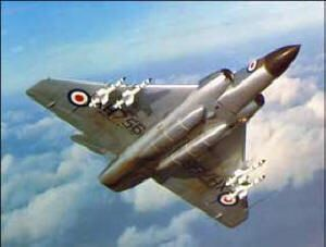 Gloster javelin 1951