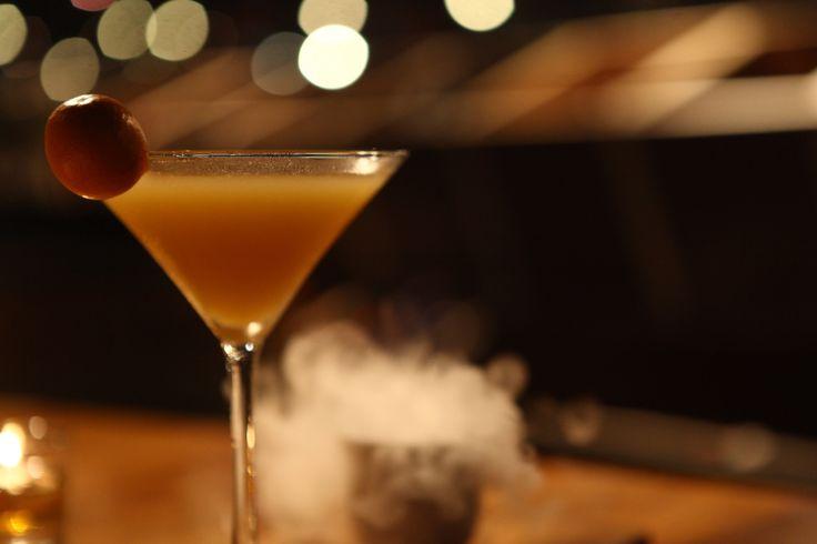 Kumquat Martini