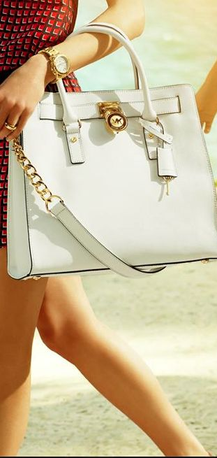 Bought this in grey very beautiful bag a must have if your a handbag collector like me