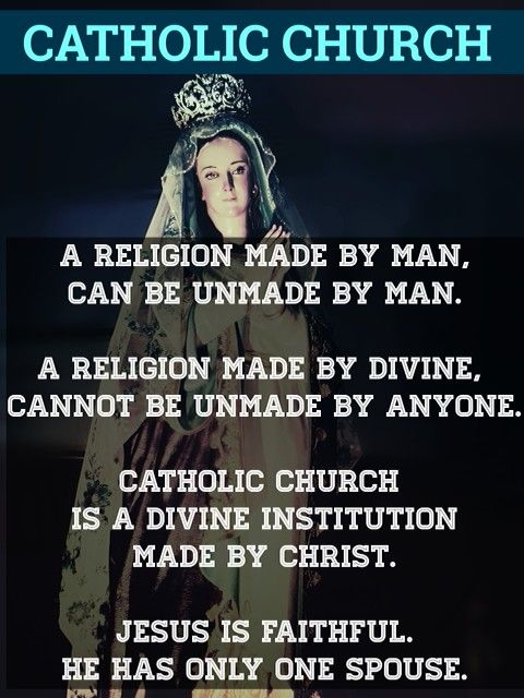 Catholic Church, His Only Spouse