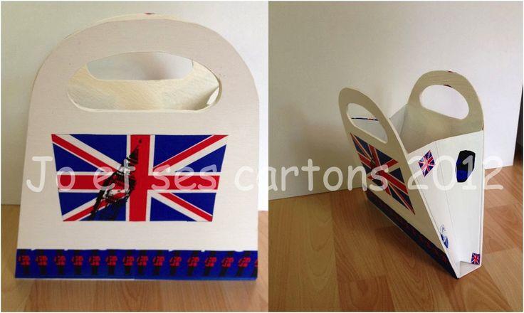 sacs main en carton tuto dispo sur objets en carton. Black Bedroom Furniture Sets. Home Design Ideas