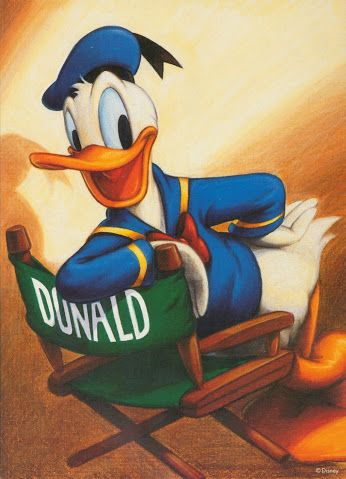 HAPPY BIRTHDAY TO DONALD DUCK 81 YEARS OLD TODAY SOME FACTS ABOUT DONALD dUCK…